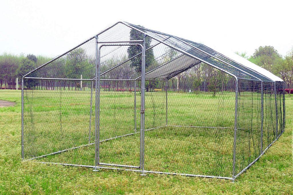 Cages & Enclosures Installation Fresno